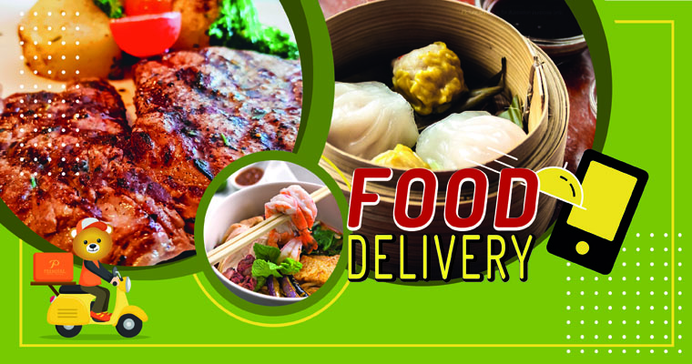 Food Delivery & Self-pickup